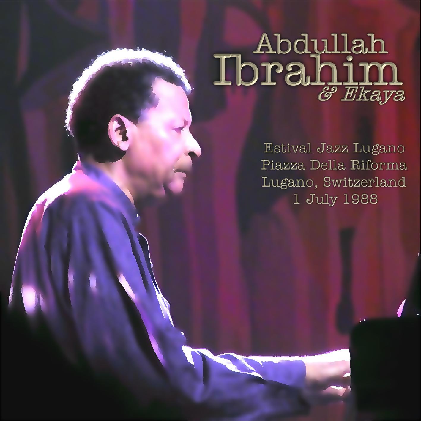 AbdullahIbrahimEkaya1988-07-01EstivalJazzLuganoSwitzerland.JPG