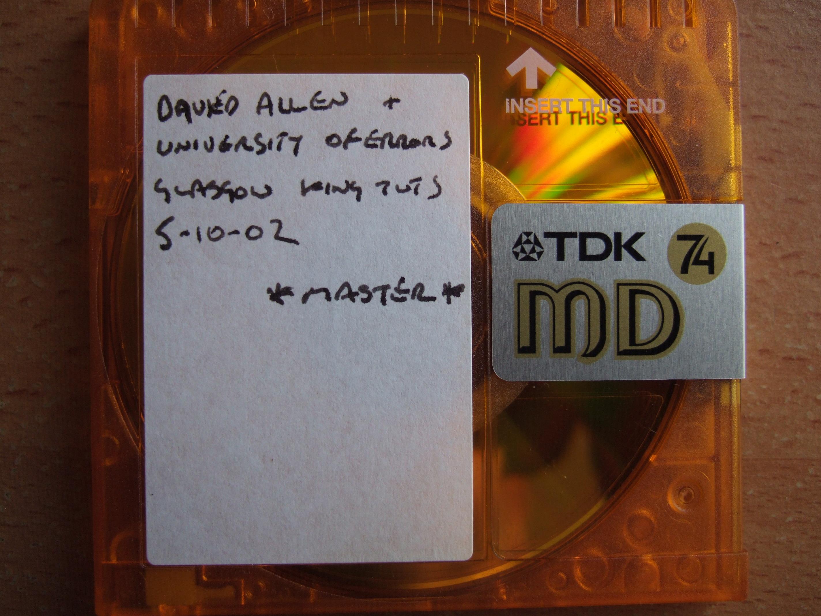 DaevidAllensUniversityOfErrors2002-10-05KingTutsWahWahHutGlasgow.JPG