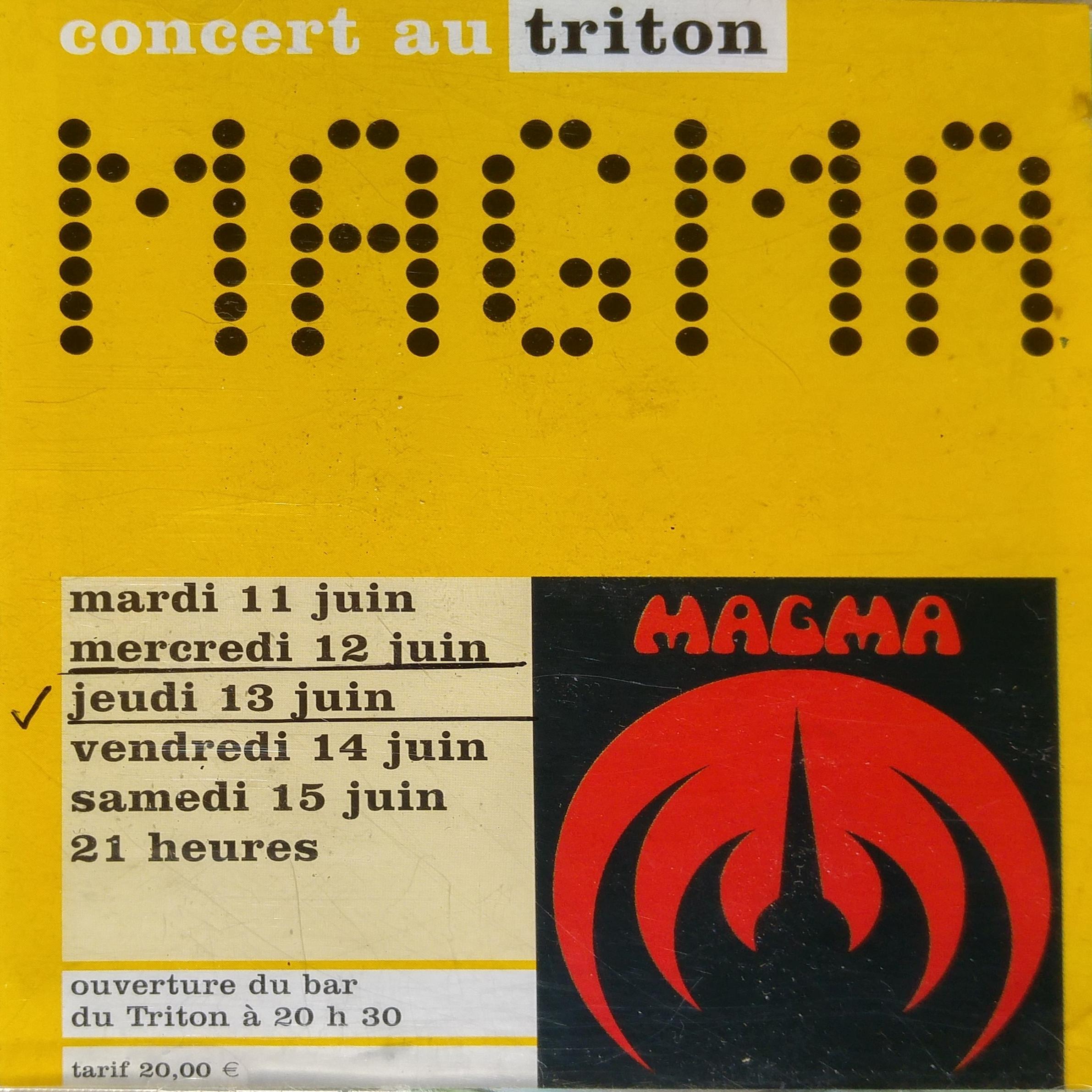 Magma2002-06-13LeTritonLesLilasFrance.jpg
