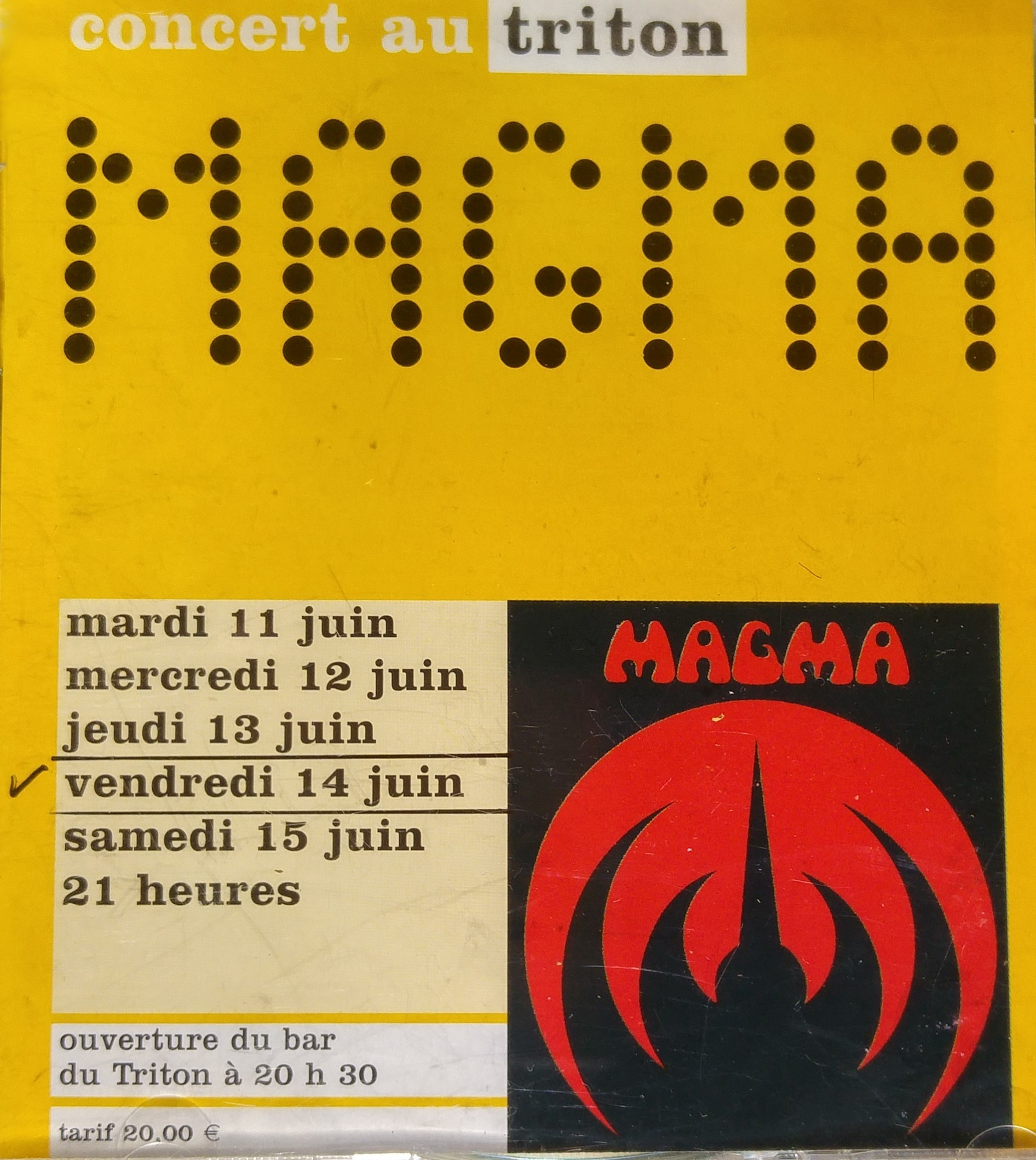 Magma2002-06-14LeTritonLesLilasFrance.jpg